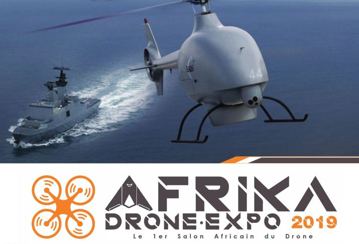 Meet DRONE by NETIS @ AFRIKA DRONE Expo 2019
