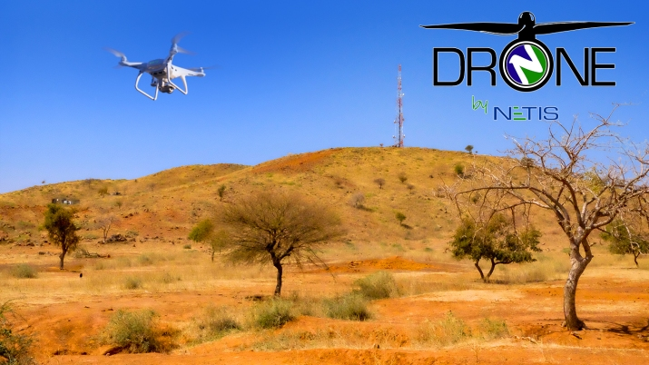 DRONE by NETIS - BURKINA FASO Operation - 02 - February 2109